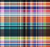 Tartã, teste padrão sem emenda da manta Projeto de matéria têxtil Papel de parede do teste padrão da roupa, papel de envolvimento ilustração royalty free