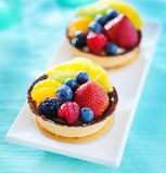 Tart aux fruits Royalty Free Stock Photography