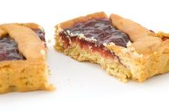 Tart cherry jam Stock Images