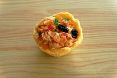 Tart fruit bakery Royalty Free Stock Photos