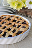 Cherry Pie Royalty Free Stock Image