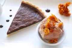 Tart Slice Dessert Royalty Free Stock Photo