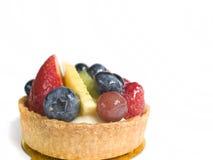 Tarta de la fruta Fotos de archivo libres de regalías
