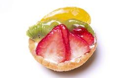 Tarta de la fruta Imágenes de archivo libres de regalías