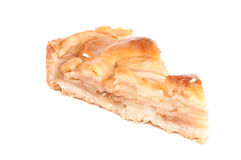 Tarta de manzanas Foto de archivo