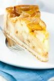Tarta de manzanas deliciosas Foto de archivo