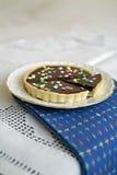 Tarta del chocolate Fotos de archivo libres de regalías