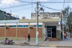 Tartagal Post Office. Post Office in the centre of Tartagal, Provincia Salta, Argentina Stock Image