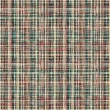 tartan шотландки безшовный Стоковое Изображение