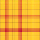 Tartan. Textured tartan plaid. Illustrated tartan background that can be used as a wallpaper Stock Photography