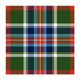 Tartan. Textured tartan plaid. Illustrated tartan background that can be used as a wallpaper Royalty Free Stock Photography