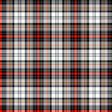 Tartan. The Douglas (Ancient) Dress tartan is a 20th-century design Royalty Free Stock Image