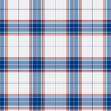 Tartan. Textured tartan plaid. Illustrated tartan background that can be used as a wallpaper Stock Photos