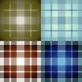 Tartan background stock illustration