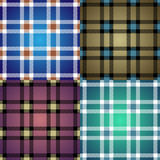 Tartan background Royalty Free Stock Photos