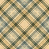 Tartan check plaid seamless fabric texture Royalty Free Stock Image