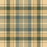 Tartan check plaid seamless fabric texture Royalty Free Stock Photo