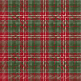 Tartan check plaid texture seamless pattern in red and green. Royalty Free Stock Photos