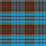 Tartan Clan Anderson seamless pattern Stock Photography