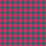 Tartan color cloth texture Stock Image