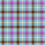 Tartan color cloth texture Stock Photos
