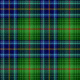 Tartan, configuration de plaid Photographie stock libre de droits