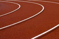 Tartan curve 3d Stock Image