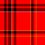 Tartan Design Stock Photography