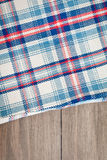 Tartan fabric Stock Photos