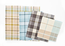 Tartan fabric Royalty Free Stock Photography