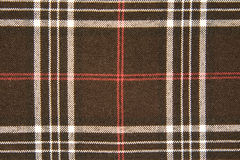 Tartan fabric royalty free stock images