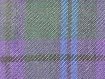 Tartan fabric background Stock Photos