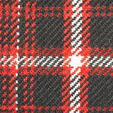 Tartan fabric background Royalty Free Stock Photo