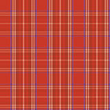 Tartan fabric texture pattern seamless Royalty Free Stock Image