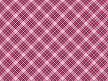 Tartan gothique Photo libre de droits