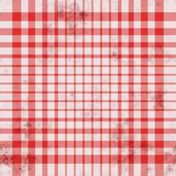 Tartan grunge background Royalty Free Stock Photos
