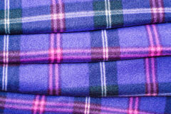 Tartan pattern Stock Photo