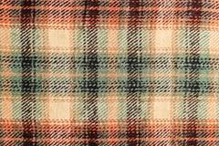 Tartan pattern Stock Image