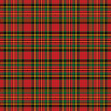 Tartan pattern Royalty Free Stock Photo