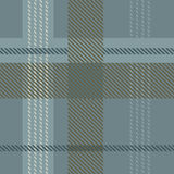 Tartan pattern seamless Royalty Free Stock Image