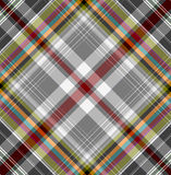 Tartan Plaid. Multicolor High resolution plaid fabric Royalty Free Stock Photography