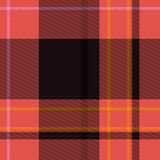 Tartan plaid Stock Photo