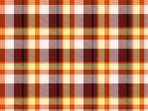Tartan plaid fabric pattern Royalty Free Stock Image