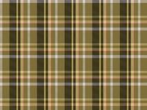 Tartan plaid fabric pattern Royalty Free Stock Photos