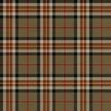 Tartan, plaid pattern Royalty Free Stock Photo