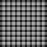 Tartan plaid. Pattern Scottish cage. Tartan plaid. Scottish pattern in black and white cage. Scottish cage. Traditional Scottish checkered background. Seamless stock illustration