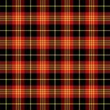 Tartan plaid. Pattern Scottish cage. Tartan plaid. Scottish pattern in black, white and red cage. Scottish cage. Traditional Scottish checkered background vector illustration