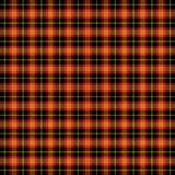 Tartan plaid. Pattern Scottish cage. Tartan plaid. Scottish pattern in black, white and red cage. Scottish cage. Traditional Scottish checkered background royalty free illustration