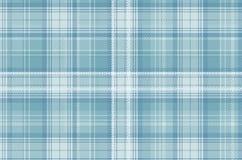 Tartan plaid. Scottish pattern in blue white cage. Traditional Scottish checked background. Tartan plaid scottish pattern blue white cage traditional che chec stock illustration