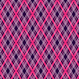 Tartan plaid seamless geometrical pattern Stock Images